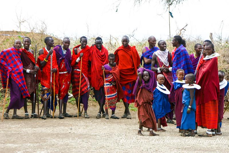 Maasai people, Tanzania