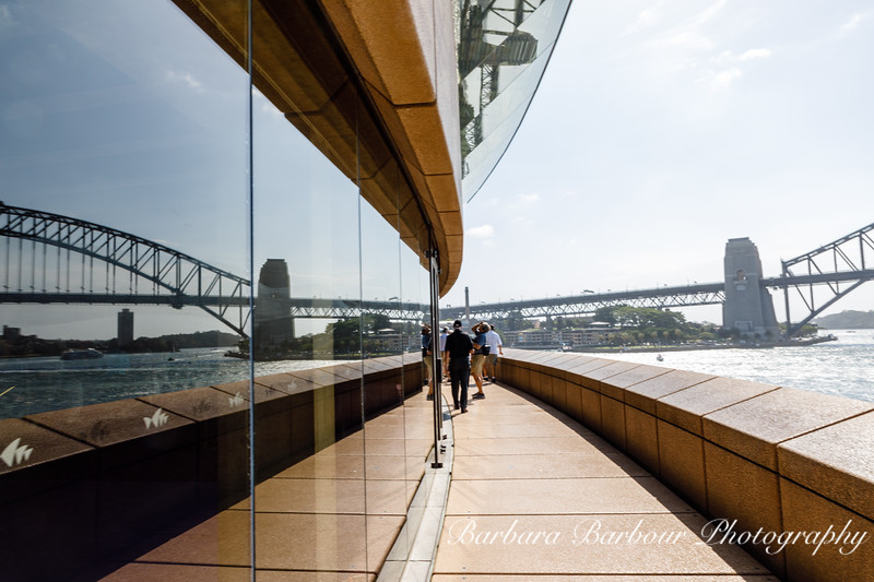 reflections at Opera House