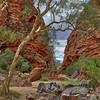 Simpsons Gap, Outback, Australia