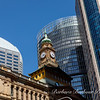 mix of old and new building, Sydney, Australia
