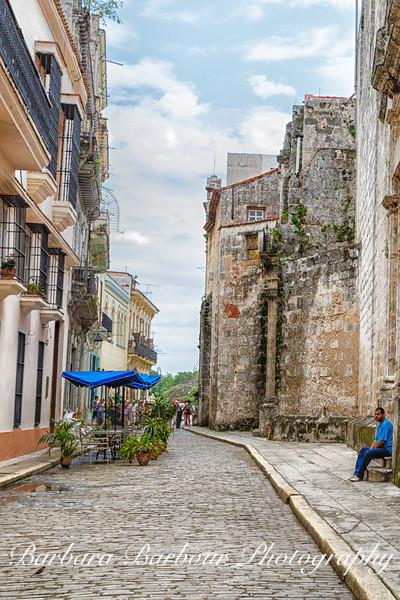 Street in Habana Viejo