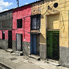 Colorful street in Havana, Cuba