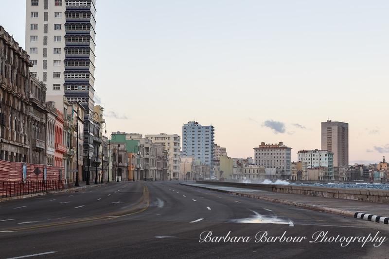 Havana, along the Malecon