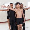 Dancers at Benny More Art School