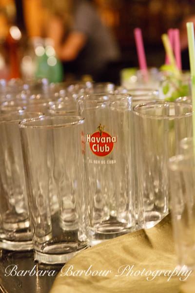 Havana Club glasses