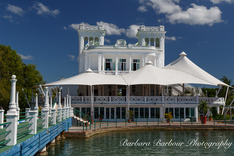 Yacht Club in Cienfuegos