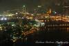 Night view  of Cairo , Egypt