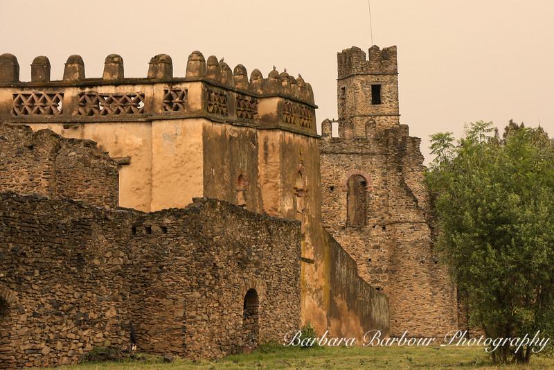 Castle in Gondor