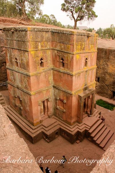 Bet Giyorgis, Lalibela., Ethiopia