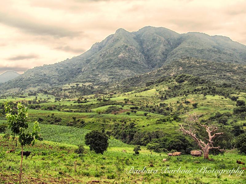 Jinka area, Ethiopia