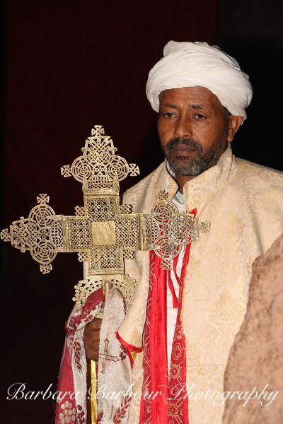 Monk, Lalibela, Ethiopia
