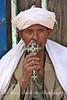 Monk in Addis Ababa, Ethiopia