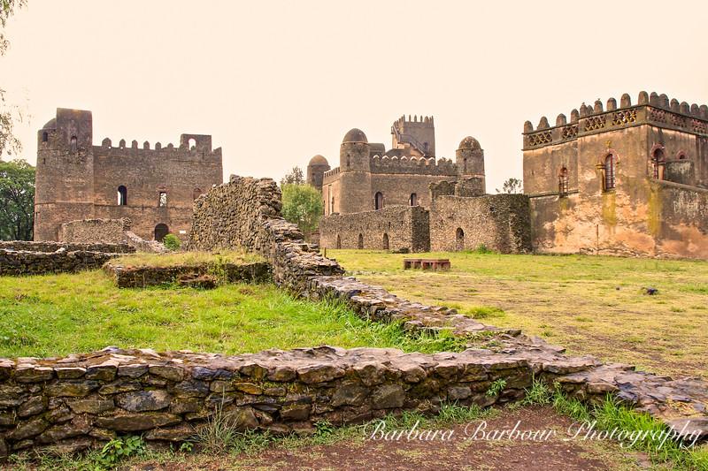 Castles in Gondor