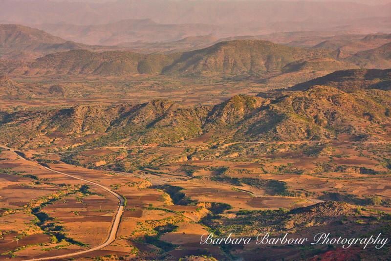 View, Lalibella, Ethiopia