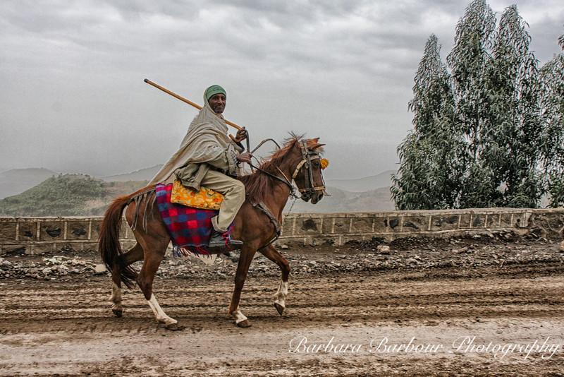 Horseman, Gondor, Ethiopia