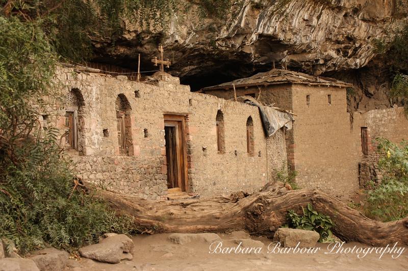 Nakuto Le'Abe Monastery, Lalibella