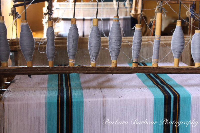 Looms in Awra Amba village