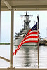 USS Missouri at Pearl Harbor