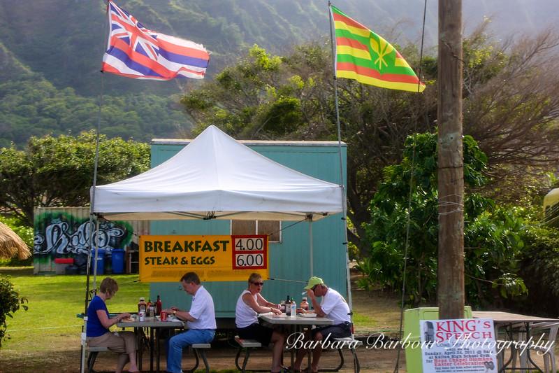 Political Breakfast Spot