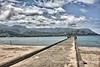 Pier in Hanalee