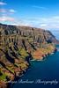 Na Pali Coast, Kauai, from Helicopter 4