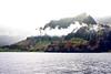 Na Pali Coast, Kaua'i, from sea