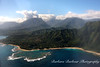 Na Pali Coast, Kauai, from Helicopter 3