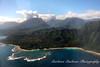 Na Pali Coast, Kauai, from Helicopter 3