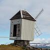 Last windmill in Iceland, Vigur Island