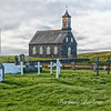 Old Stone Church, Iceland