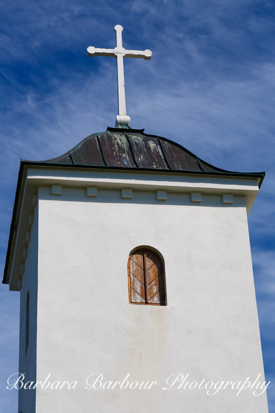 Church Steeple, Flatey Island