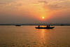Sunrise on Ganges