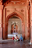 Women Talking, Fatehpur Sikri