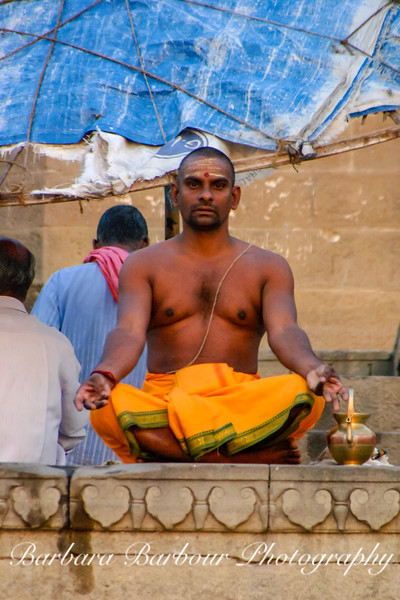 Meditation on the Gnats of the Ganges, India
