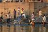 Cremation on Ganges