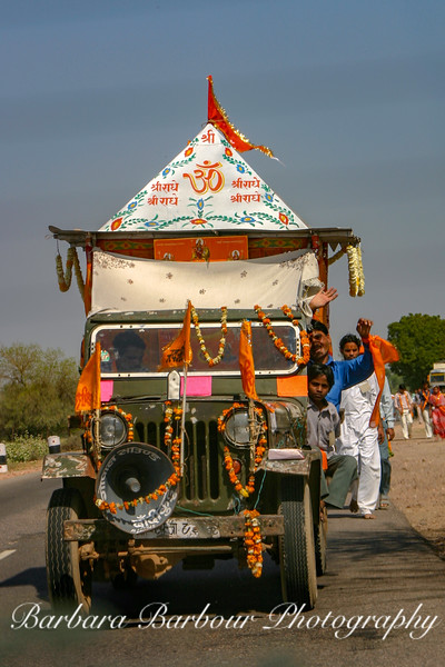 Decorated Truck, India
