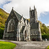 Gothic Church at Kylemore Abby