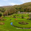 Walled garden at Kylemore