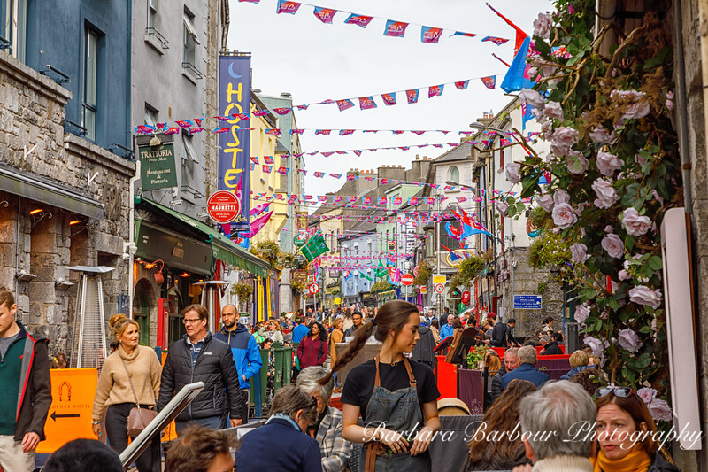 Center of Galway