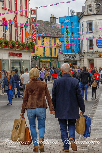 Shopping area, Galway