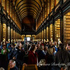 Long Room at book of Kells