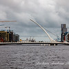 Samuel Becket's Harp bridge ,Dublin