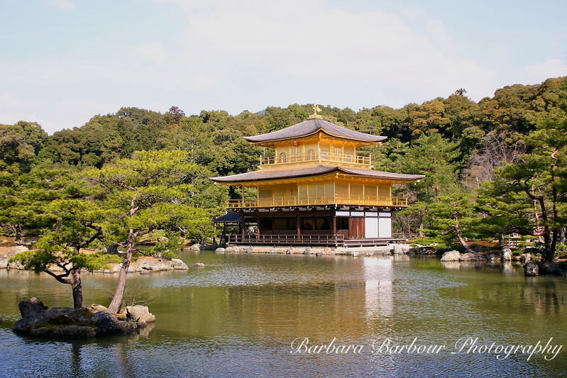 Golden Pavilion, horizontal, Japan
