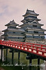 Matsumoto Castle, far