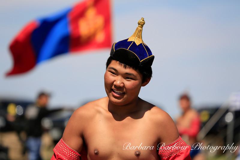 Wrestler, Naadam Festival