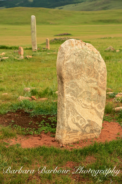 Deer Stones, Hovsgol Province