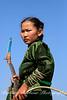 Archer, Naadam Festival, Mongolia