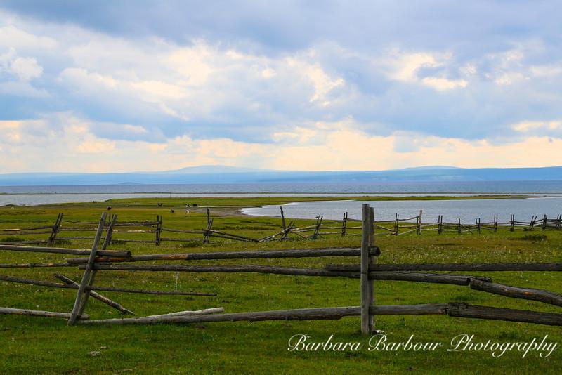 Lake Hovsgol, Mongolia