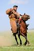 Horseman, Naadam Festival,<br /> Gobi Desert