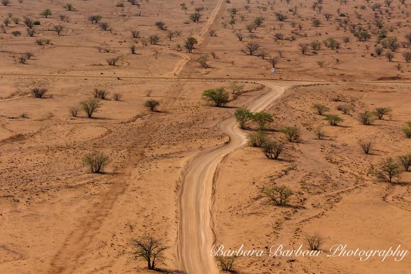 Roads, Damaraland